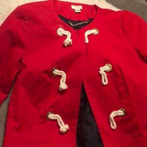 Women's J Crew jacket